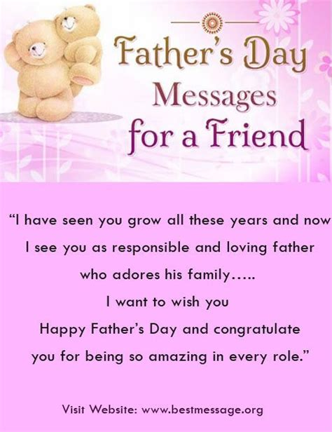 fathers day greetings to a friend s day messages for a friend fathers day wishes