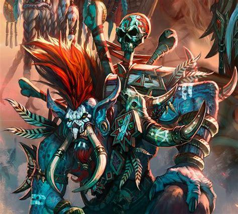 world of warcraft voljin who will kill garrosh hellscream aipt