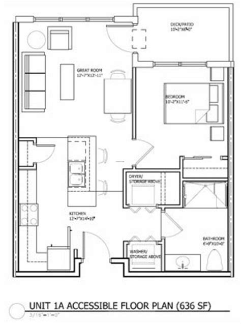 free floor plans for small apartments
