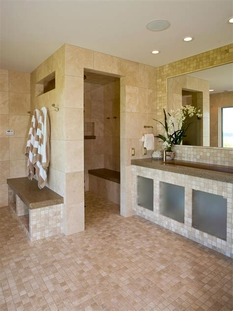 marble tiles bathroom photo page hgtv