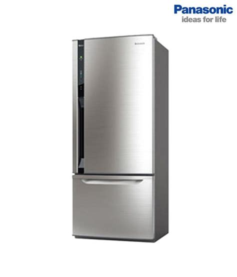 Kulkas 2 Pintu Panasonic Nr B229h panasonic nr by602xs1n door 513 ltr refrigerator price in india buy panasonic nr
