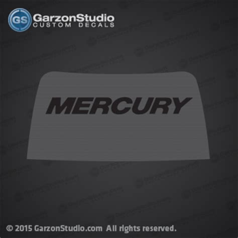2014 mercury 30 40 50 60 hp efi four stroke air cap