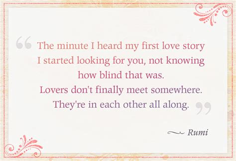 s day rumi quote rumi quotes about friendship quotesgram