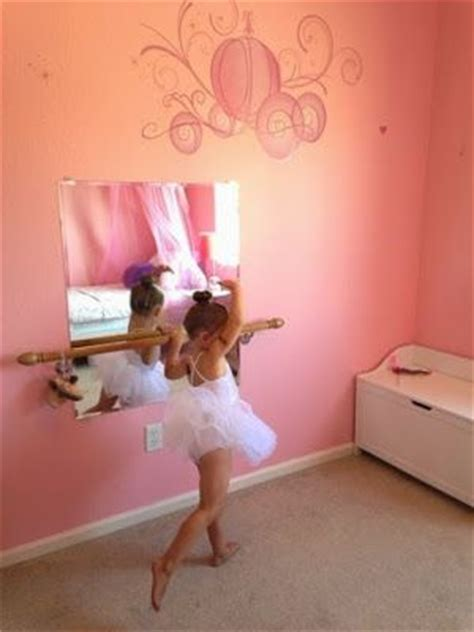 ballet barre in bedroom little girl s bedroom ballet barre www thebrighterwriter
