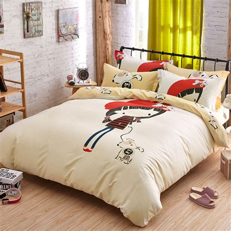 girls queen size bed little cute girl bedding set queen size ebeddingsets
