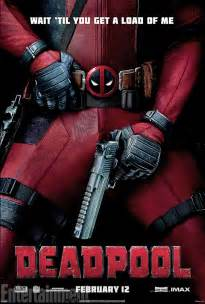 Deadpool s 12 days of christmas has begun new poster released