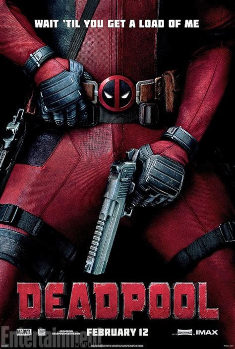 deadpool poster catch up on the 12 days of deadpool with all the treats we