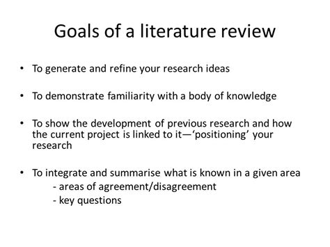 4 Types Of Literature Reviews by Business Research Bus020n532y Ppt