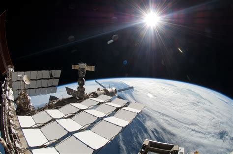 Pressure In Outer Space The Brightness Of The Sun Nasa