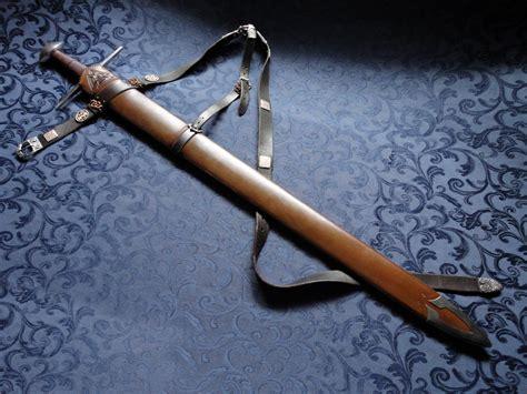 Alt J Handmade - dbk custom swords handmade historical custom scabbards