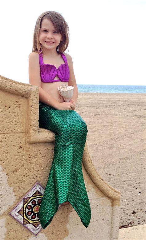kids mermaids tails girls girls swimmable mermaid tails children child costume