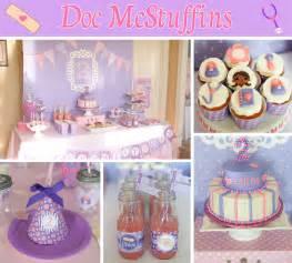 doc mcstuffins birthday ideas