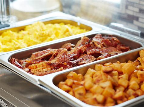 hotels with free breakfast buffet quality hotels burlington home away from homequality