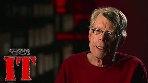 film it by stephen king it stephen king talks about the new it movie doovi