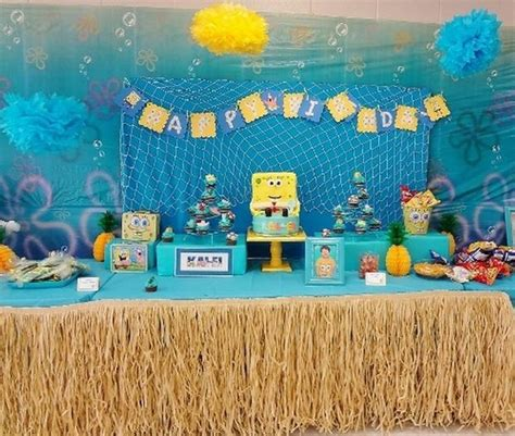 1000 images about birthday theme spongebob on