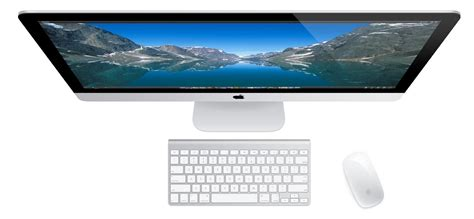 Desk For 27 Inch Imac by Apple Imac Md095ll A 27 Inch Desktop