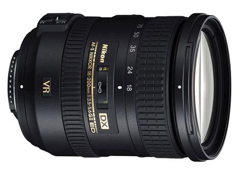 Nikon Dx Vr nikon af s dx 18 200mm f 3 5 5 6 g ed vr ii