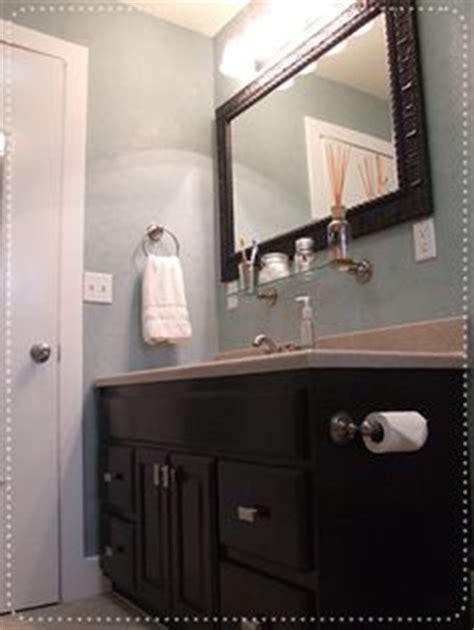 dark blue bathroom vanity cabinet 1000 images about bathroom remodel on shower