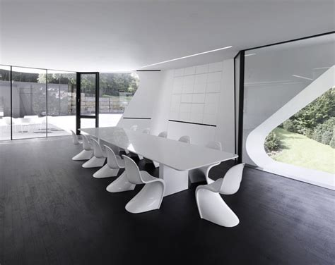 Futuristic Home Decor by The Most Futuristic House Design In The World Digsdigs