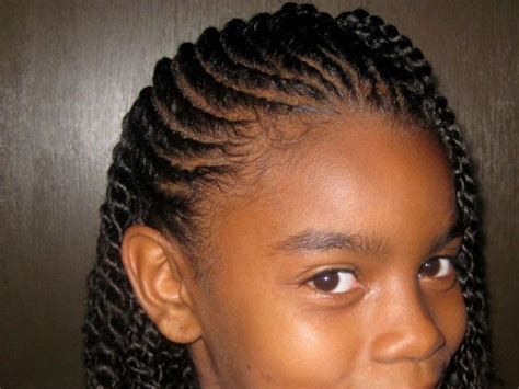 Best Hairstyles » African American Fishtail Braids Hairstyles   Mens and Womens Hairstyle Photos