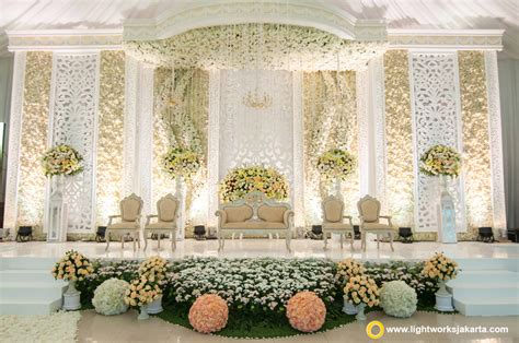 Wedding Decor by And White Wedding Decoration Lightworks
