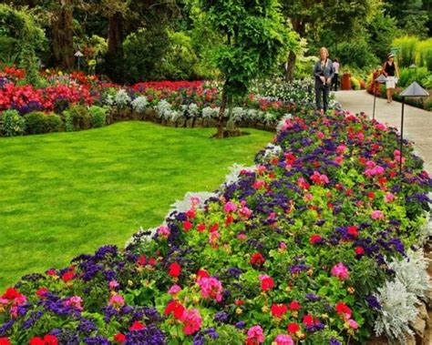 Flower Garden Designs And Layouts Flower Garden Layout Ideas Erikhansen Info