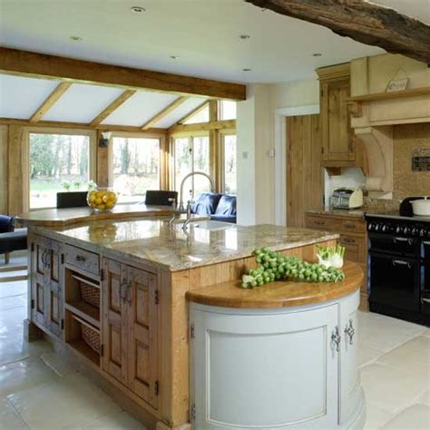 Open Kitchen Designs With Island New Home Interior Design Kitchen Extensions