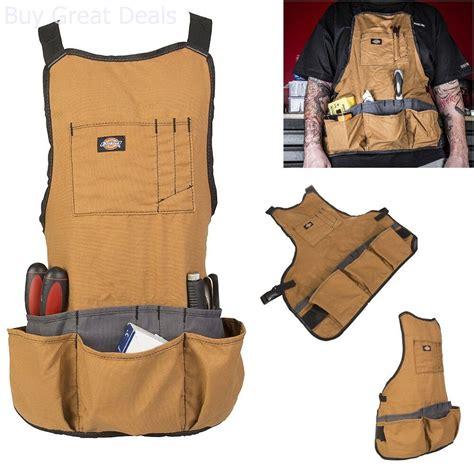 bib apron  pocket tool woodworking gardening craft