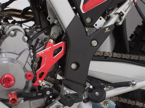 Frame Guard Honda Crf 150 L crf250l z carbon frame guards