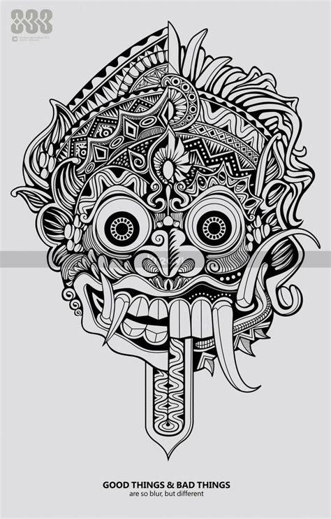 balinese tattoos symbols designs pictures tattlas 9 most popular barong tattoo designs