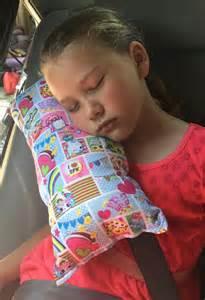 shopkins seat belt pillow travel pillow booster seat