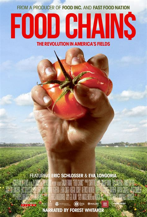 Dvd Documentary Food Inc You Ll Never Look At Dinner The Same Way see the food chains