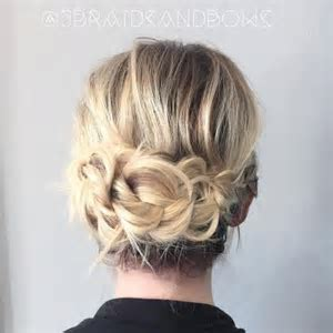 Wedding Hairstyles Low Messy Bun – Best 25 Low messy buns ideas on ...