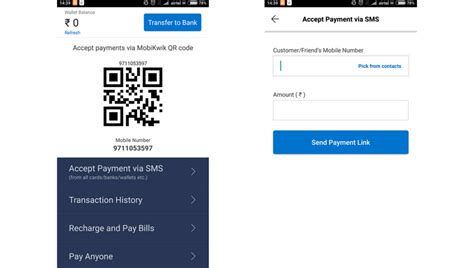 How To Pay For Apps With Gift Card - mobikwik lite app launched lets customers pay via credit and debit cards bgr india