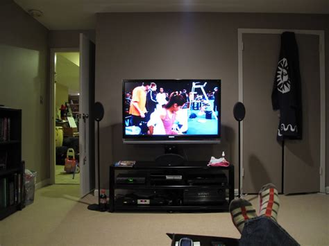 bedroom entertainment setup my bedroom setup avs forum home theater discussions