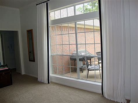 upgrade white curtains ritva curtains and a band of ribbon ikea hackers ikea
