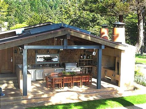 rustic outdoor kitchen ideas rustic outdoor kitchen ideas line house