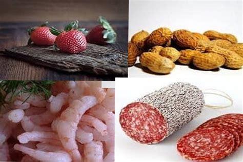 alimenti liberano istamina contrordine fragole e salame da subito per evitare il