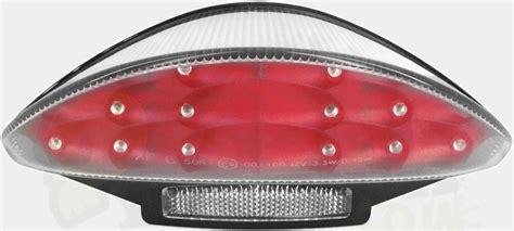 Lu Stop Led Yamaha Arox yamaha aerox led rear brake light tnt tuning pedparts uk