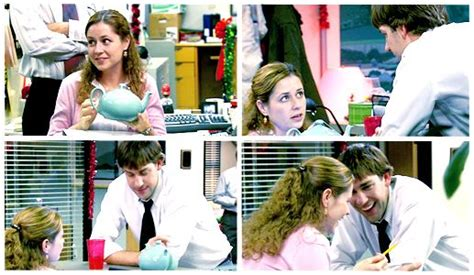 the office holiday episodes season 4 a list of the most jim pam episodes of quot the office quot to binge on s day