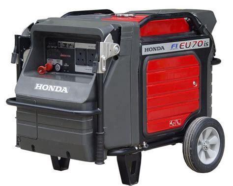 honda portable diesel generator honda portable genset eu 70is invertors ups