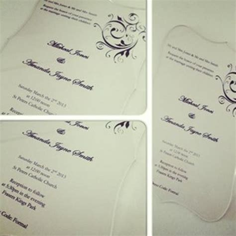 kaydee creations wedding invitations perth easy weddings
