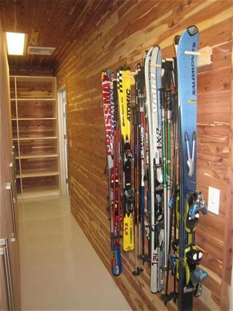 Cedar Boards For Closet by Cedar Closet With Custom Sports Rack Closet