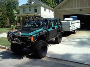 Jeep Xj Cage Exoskeleton Rollcage Jeeps Jeeps