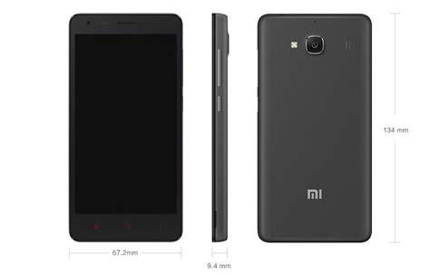 Hp Xiaomi Redmi 2 4g Lte jual xiaomi redmi 2 4g lte garansi resmi kedai hp