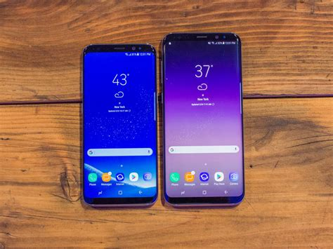 i samsung galaxy s8 photos of samsung s galaxy s8 galaxy s8 smartphones on business insider