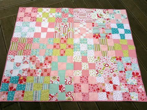 Handmade Crib Quilts - handmade crib quilt on luulla