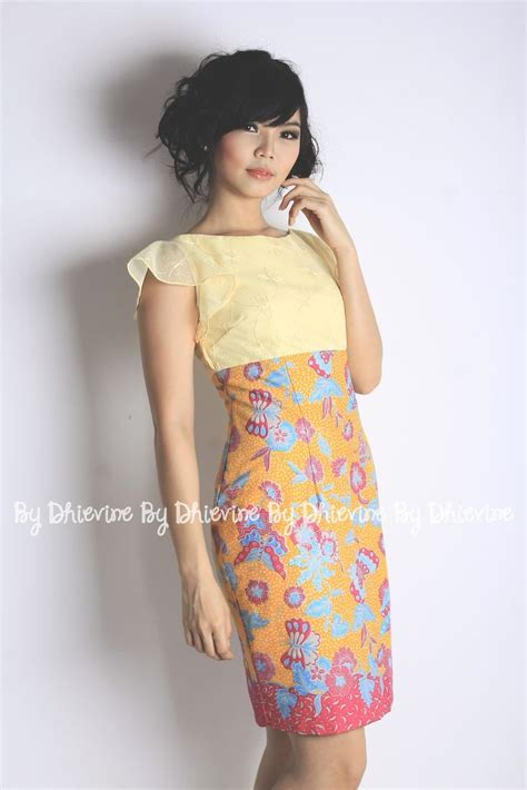 Dress Batik Anak Obral 1 rupeshwari dress batik dress dress kebaya dhievine redefine you dhievine