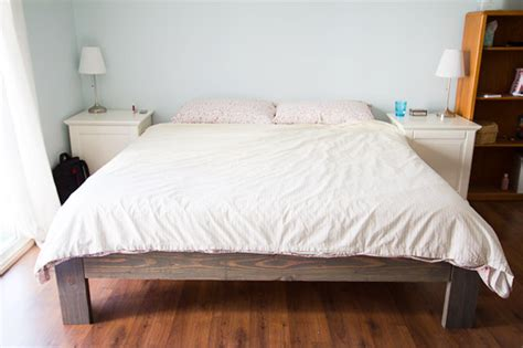 Home Made Beds by Diy Bed Frame