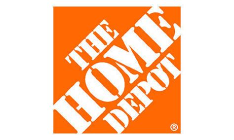 home depot logo design history and evolution